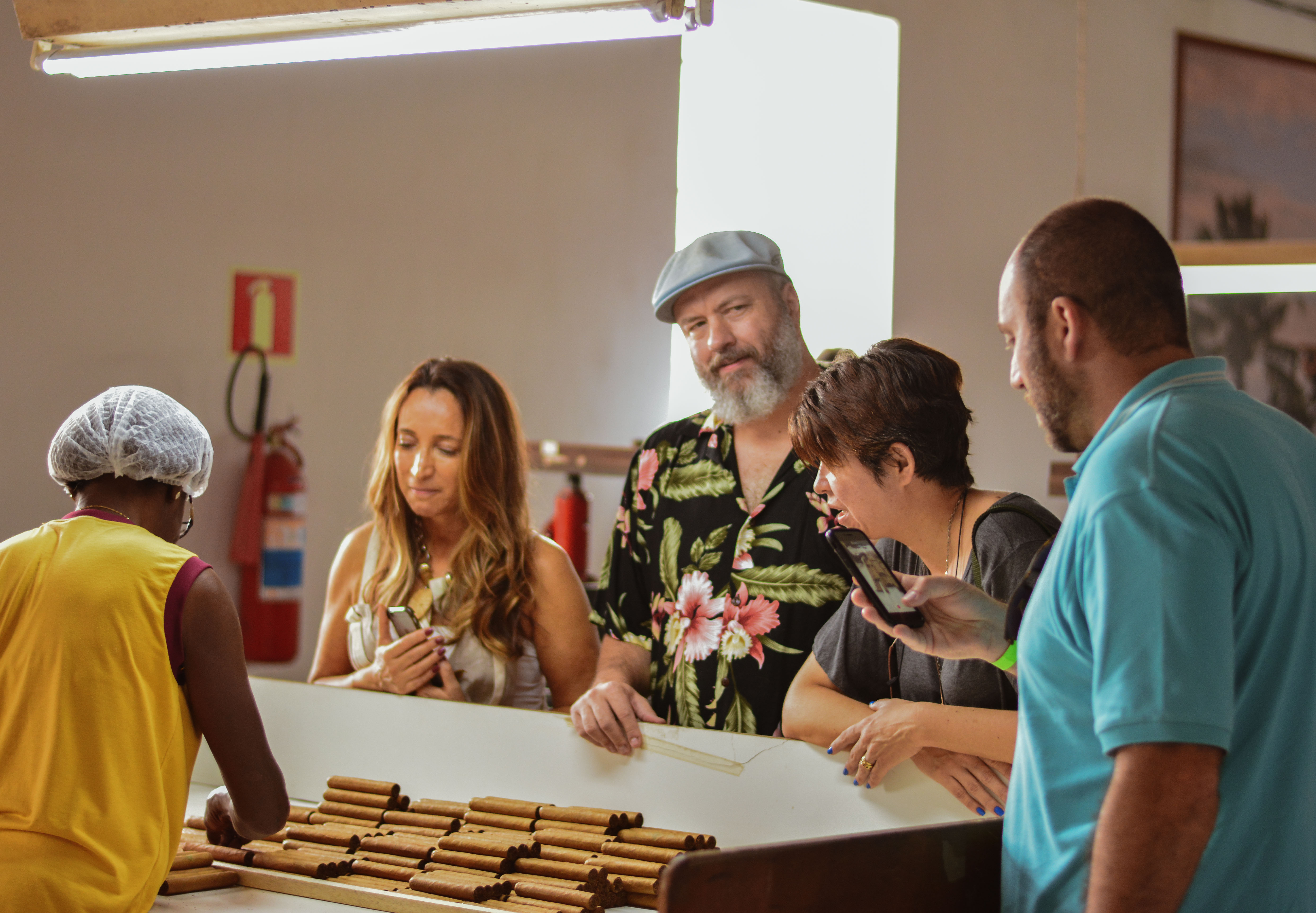 Participantes do Festival Origens visitam Fábrica Menendez Amerino e participam de workshop de harmonização com o café